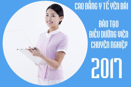 Cao đằng Y tế Yên Bái - Đào tạo Điều dưỡng viên chuyên nghiệp