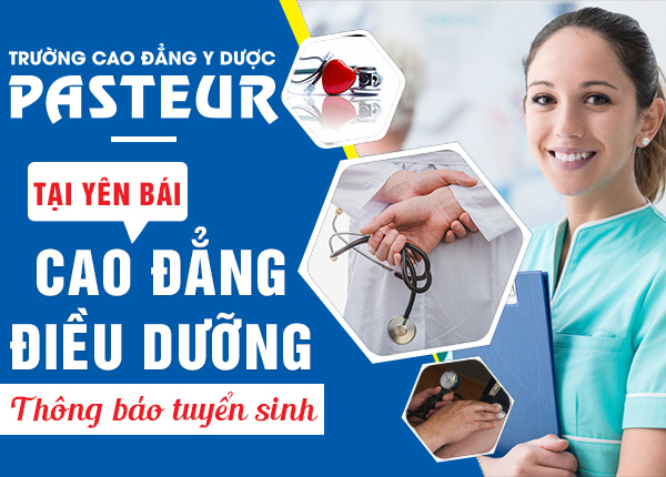 Trường tuyển sinh ngành Điều dưỡng tại Yên Bái năm 2019