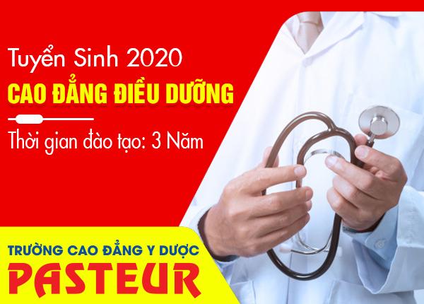 Tuyển sinh Cao đẳng Điều dưỡng Yên Bái năm 2020