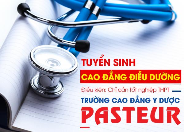 Tuyển sinh Cao đẳng Điều dưỡng TPHCM