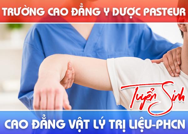 Xét tuyển Cao đẳng Vật lý trị liệu Yên Bái 2019 chỉ cần tốt nghiệp THPT